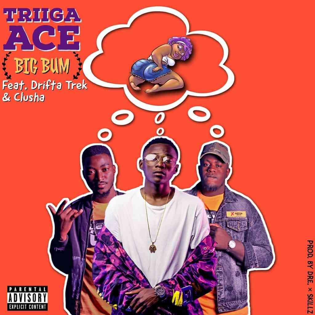Triiga-Ace-ft-Clusha-x-Drifta-Trek-Big-Bum-prod.by_.Dre-Skillz