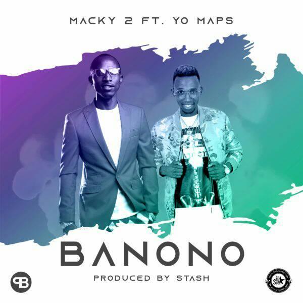 """Download Macky 2 ft. Yo Maps - """"Banono"""" Mp3"""