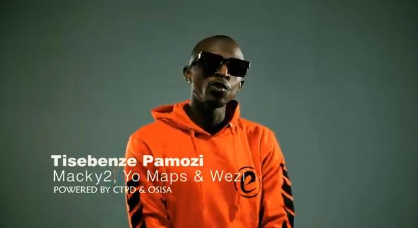 "Macky2 ft. Yo Maps x Wezi - ""Tisebenze Pamozi"" Mp3"