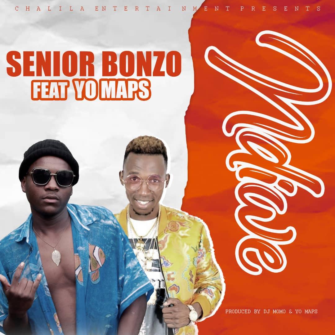 Senior Bonzo ft Yo Maps - Ndiwe   MP3 DOWNLOAD