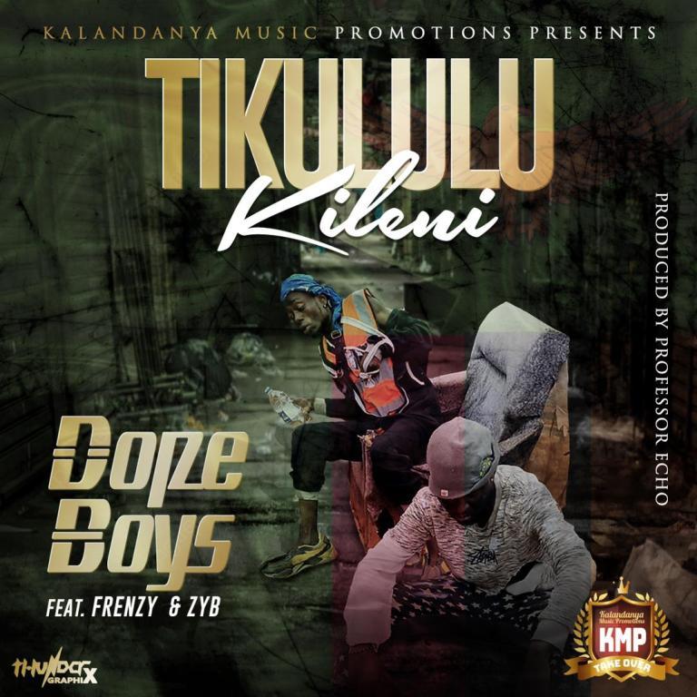 """Dope Boys ft. Frenzy & Zyb -""""Tikululukileni"""" Mp3"""