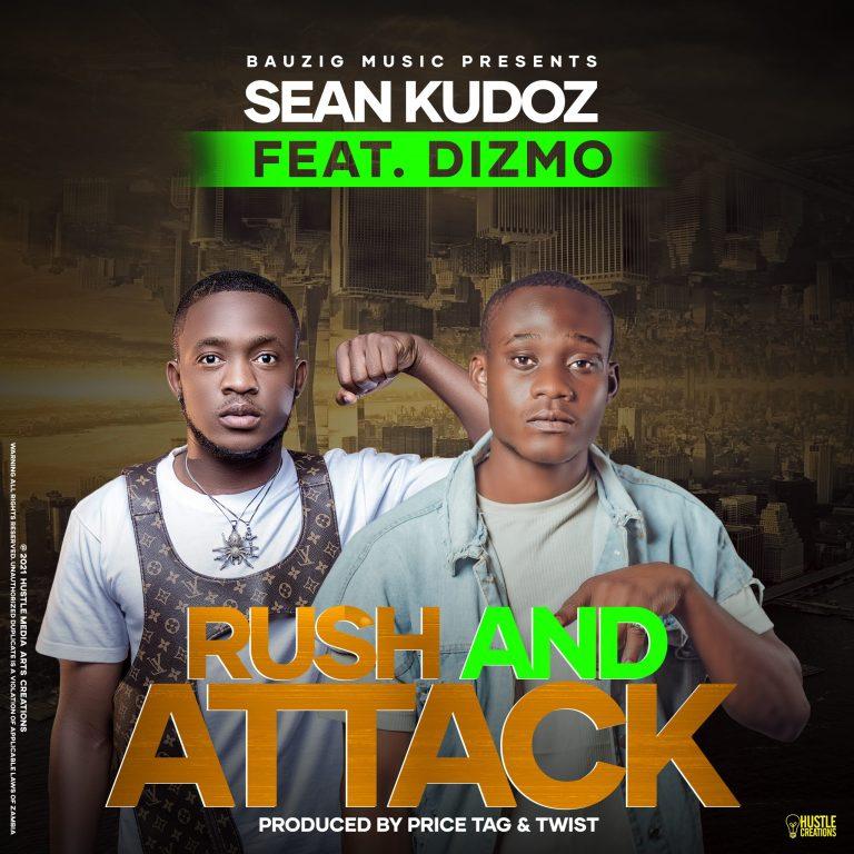 """DOWNLOAD Sean Kudoz ft. Dizmo – """"Rush And Attack"""" Mp3"""
