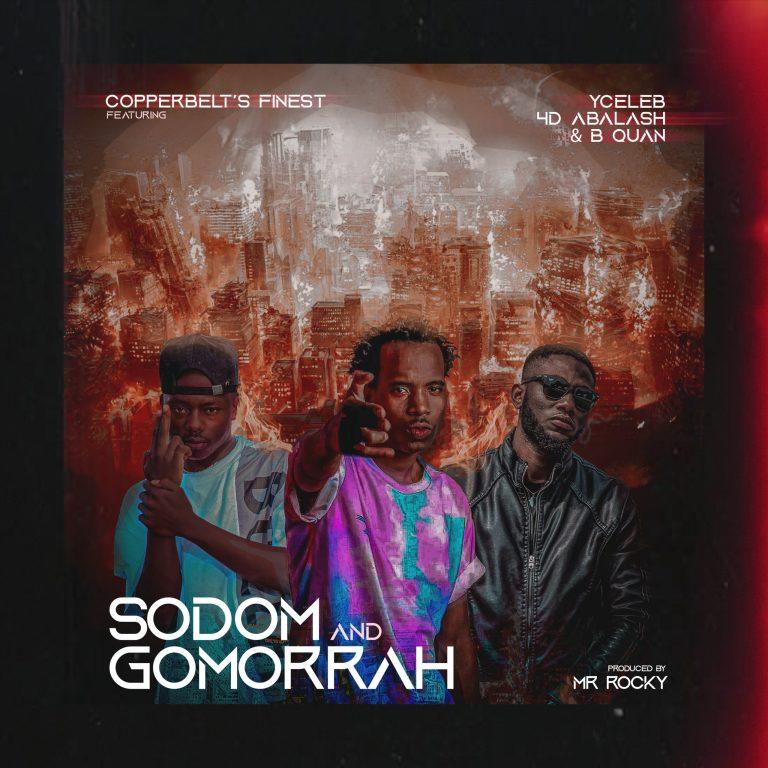 "CB's Finest ft. Y Celeb, 4D Abalash & B Quan – ""Sodom And Gomorrah"" Mp3"